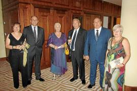 Toma de presidencia del Club Rotary Palma Almudaina