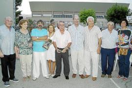 Cálido homenaje a Simón Andreu en Consell por sus bodas de oro en el cine