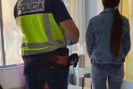 Detenida por la explotación sexual de dos mujeres en un piso de Palma