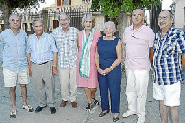 Homenaje a Simón Andreu