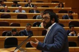 El senador Vidal recurre a Barrio Sésamo para explicar a la ministra Montero el problema de la insularidad