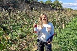 Virginia Pons: «El campo permite conciliar mejor la vida profesional y familiar»