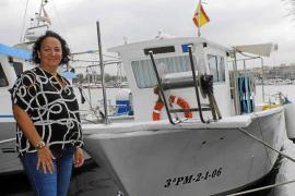 Olga Capote Guijarro: «Aunque no lo parezca, el trabajo en el mar me permite conciliar»