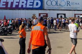 Sin rastro del joven desaparecido en Palma tras el primer día de búsqueda