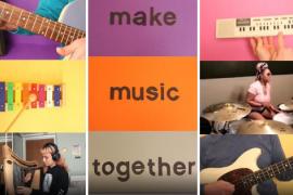 La última propuesta de Facebook es una plataforma de creación de música llamada Collab inspirada en TikTok