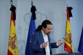 Iglesias elude pedir perdón a Vox