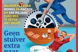 Un semanario holandés llama «vagos» a los españoles e italianos: «Ni un céntimo más»