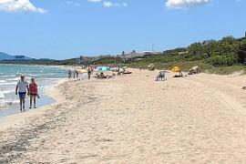 Muro prevé recaudar un 60 por ciento menos por la explotación de sus playas