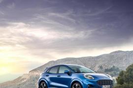 Ford amplía la gama Puma con un nuevo motor diésel EcoBlue