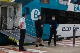 El Govern ampliará a partir de este lunes las conexiones marítimas entre Ibiza y Formentera