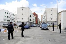 Traficantes de Son Banya 'okupan' pisos del Ibavi en la barriada de 'Corea'
