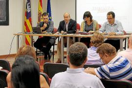 El Govern presenta la nueva página web Immicooper, sobre inmigración y cooperación