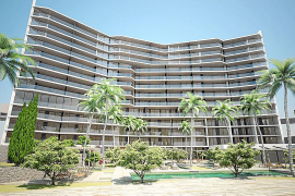 El grupo Bendinat reconvertirá el aparthotel UTO en viviendas de lujo