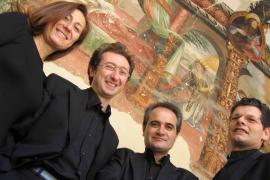 Quartetto D´Archi Meridies en Sent el Patrimoni