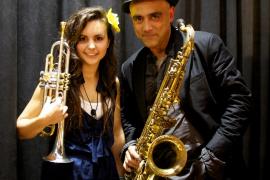 Joan Chamorro & Andrea Motis + Glissando Big Band
