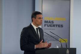 Sánchez: «Necesitamos una última y definitiva prórroga del estado de alarma»