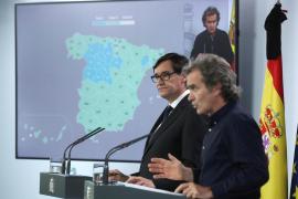 Sánchez elogia el trabajo de Illa y Simón: «No han caído en la provocación ni una sola vez»