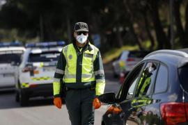 Una mujer, herida crítica en un accidente de moto en la carretera Inca-Sineu
