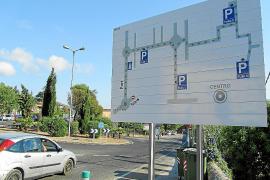 Inician la campaña para ampliar la zona azul y rentabilizar los aparcamientos públicos