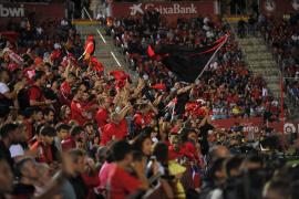 El Mallorca devolverá a sus aficionados el 25 % de los abonos de la temporada