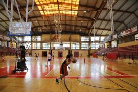 El baloncesto base se abre paso en Inca