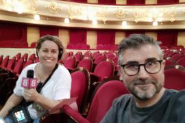 Josep Cerdà, apartado del Teatre Principal por un accidente