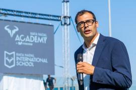 «Nos ilusiona haber incorporado la Educación Primaria en el Rafa Nadal International School»