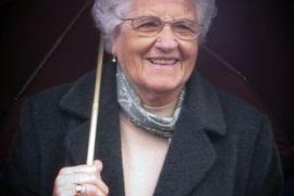 Antonia Ferrer, víctima del coronavirus