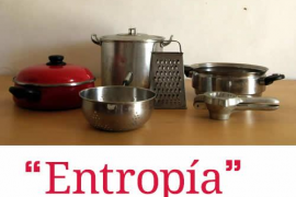 'Entropía', de Paz Alcoverro