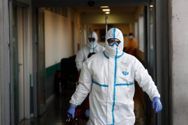 Segundo día sin muertos con coronavirus en España, según el Ministerio