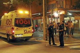 Los detenidos por el apuñalamiento de Son Oliva admiten que ambos lanzaron navajazos