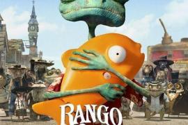 Cinema a la fresca en Parc de la mar: Rango