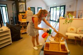 El 15 de junio comenzarán a abrir las escoletas municipales de Palma
