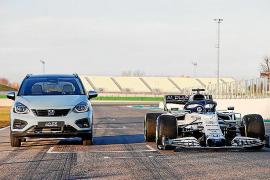 El nuevo Jazz se inspira en la tecnología híbrida de Honda en la Fórmula 1