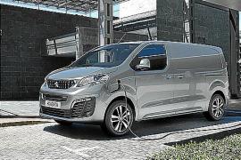El Peugeot Expert, ahora con motorización eléctrica