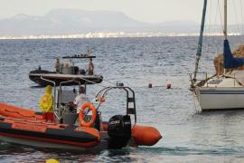Amplían la búsqueda del submarinista desaparecido