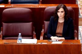 Ayuso, sobre Podemos: «Son peores que el virus»