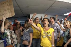 Los sindicatos anuncian ya protestas para el día 19