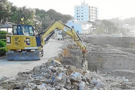 El GOB denuncia que las obras del paseo de Cala Rajada incumplen la ley de Costas