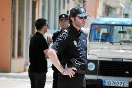 Detenido por acuchillar a su hermano en Palma al negarle un Tranquimazín