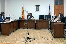 Condenado a un año y nueve meses de cárcel por un atraco a punta de cuchillo en Palma