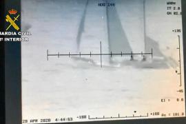 La Guardia Civil interviene un velero en Senegal con 5,1 toneladas de hachís