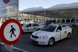 Los taxistas irán a la  huelga el 1 de agosto
