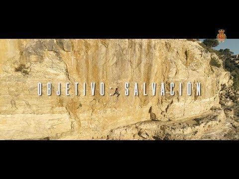 Un vídeo compara el reto del Mallorca de mantenerse en Primera con la escalada