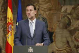 Rajoy dice que se ha embarcado en un proyecto reformista «sin  precedentes» por España