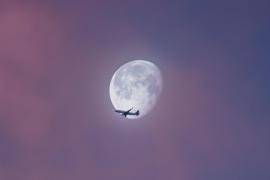 'Luna de fresa': El eclipse que solo puede verse desde Baleares
