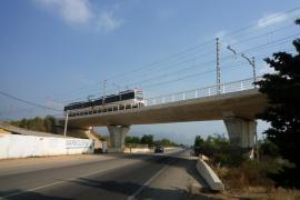 El metro de Palma no funcionará los domingos ni  los festivos entre el 16 de julio y el 2 de septiembre