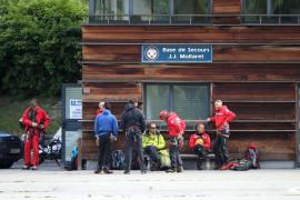 Dos españoles, entre los 9 fallecidos por una avalancha en el Mont Blanc