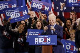 Biden luchará con Trump por la Casa Blanca