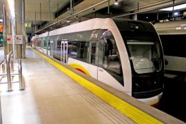 El tren de Mallorca recuperará todos los trayectos a partir del lunes